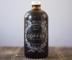 coffee and bottle image