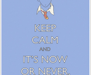 harry potter, keep calm, and ron weasley image