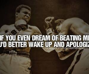 mohamed ali and strong image