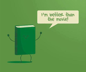 book, movie, and better image