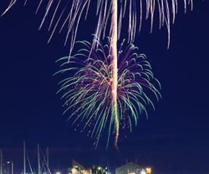 beautiful, Dream, and firework image