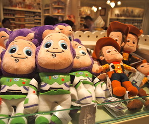 store, toystory, and toys image