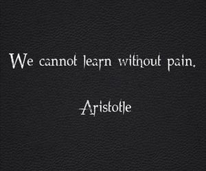 quotes, pain, and learn image