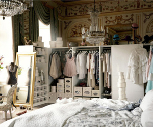 accessories, bedroom, and white image