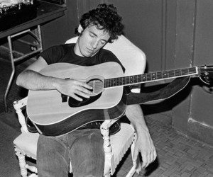 bruce springsteen and sleep image