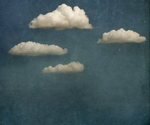 blue and cloud image