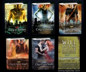 books and the mortal instruments image