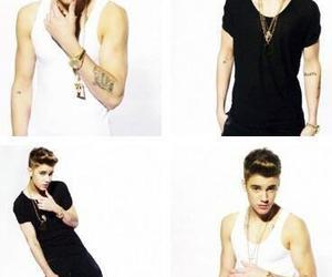 sexy, justin bieber, and swag image