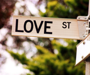 love and street image