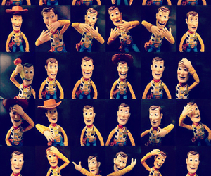 woody and love image