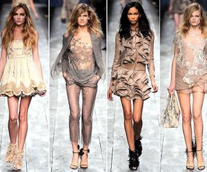 Chanel Iman, fashion, and runway image
