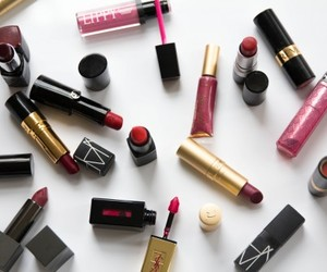cosmetics, make up, and pretty image