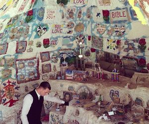 hurts, adam anderson, and salvation mountain image
