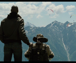 philippe, omar sy, and intouchables image