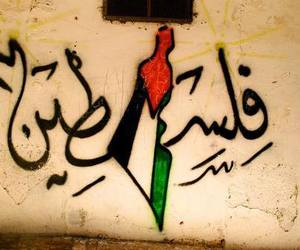 free, palestine, and home image