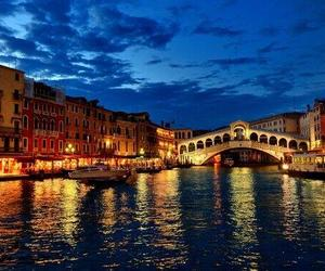 Dream, travel, and venice image