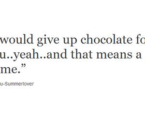 boy, broken heart, and chocolate image