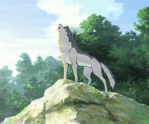 wolf children image