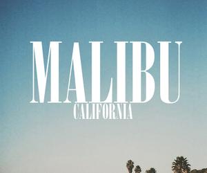 america, beach, and california image