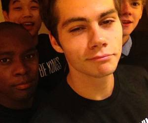 dylan o'brien, the maze runner, and boy image