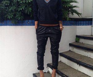 awesome, black, and fashion image