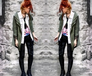 boots, skinny, and fashion image