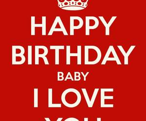 birthday, you, and love image