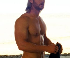 blond, chris, and sixpack image