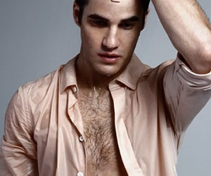 darren criss, sexy, and glee image