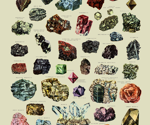 minerals, geology, and nature image