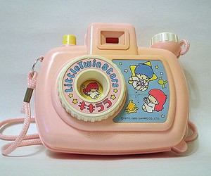 camera, toy, and childhood image