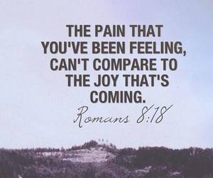 joy, pain, and quotes image