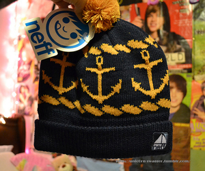 baby, winter, and cap image