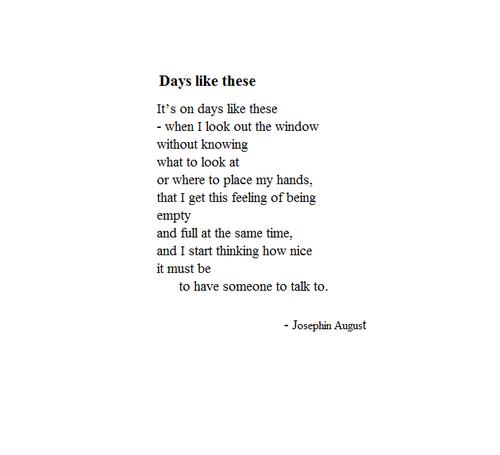 Josephin August Via Tumblr On We Heart It