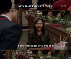 glee and silly love songs image