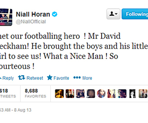 girl, horan, and twitter image