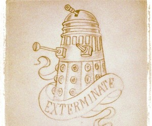 cool, doctor who, and draw image