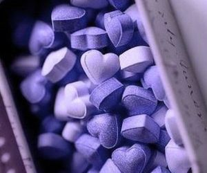 purple, candy, and sweet image