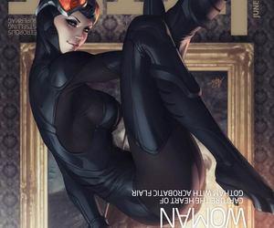 catwoman magazine batman image