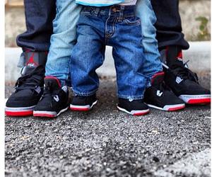 jordan, family, and baby image
