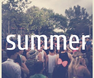 music, party, and summer image