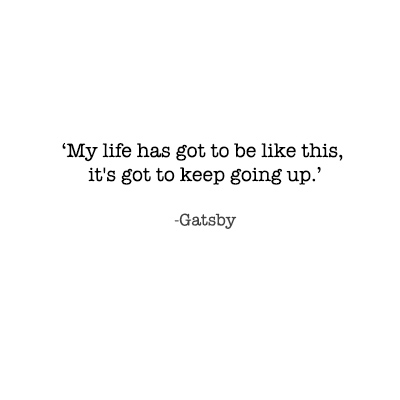 the great gatsby quotes   Tumblr on We Heart It