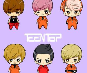 teen top, l.joe, and chunji image