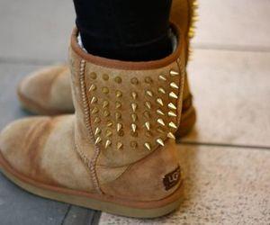 uggs, ugg, and boots image