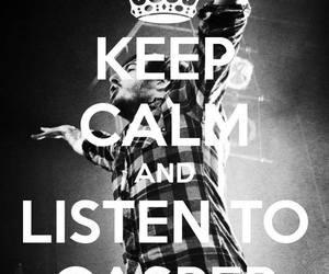keep calm and casper image