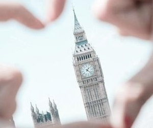 london, cute, and love image