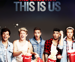 one direction, this is us, and 1d image