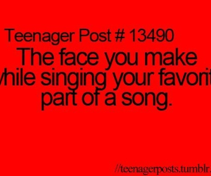 lol, fav song, and true image