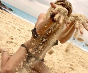 fashion, ocean, and water image