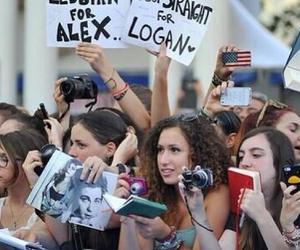 alex, logan, and lol image